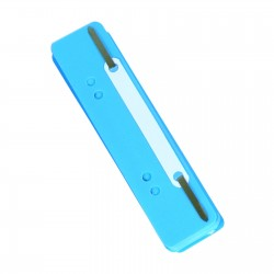 Alonje din plastic A5, 25/set, DONAU - albastru