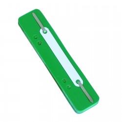 Alonje din plastic A5, 25/set, DONAU - verde