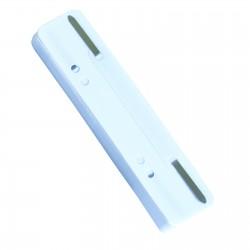 Alonje din plastic A5, 25/set, DONAU - alb