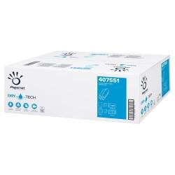 Prosop pliat alb, 2 straturi, 20.3x24m, 130 folii/set, 20 set/bax, Papernet
