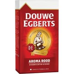 Cafea macinata, 250gr./pachet, Douwe Egberts aroma rood