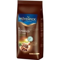 Cafea boabe, 1000 gr./pachet, Movenpick el authentico