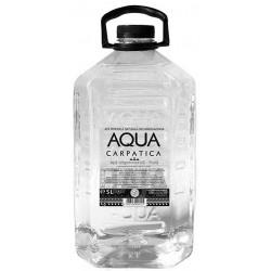Apa plata Aqua Carpatica 5 L, 2 buc/bax