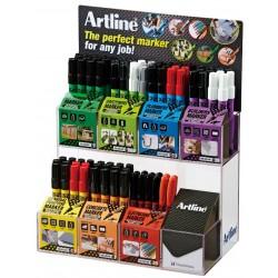Display ARTLINE cu markere specializate pe industrii, 84 buc/display