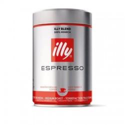 Cafea Illy espresso strong, 250gr./cutie metalica - macinata