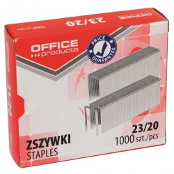 Capse 23/20, 1000/cut, Office Products
