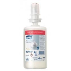Rezerva sapun spuma TORK Premium Antimicrobial, 1000ml, pentru spalat pe maini