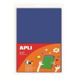 Hartie craft Apli, 300 x 200 mm, 10 culori/set