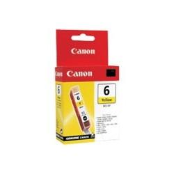 CARTUS CANON BCI-6Y galben