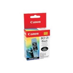 CARTUS CANON BCI-21B negru