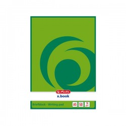 BLOC NOTES A5 50 FILE VELINE X.BOOK