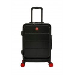 Troller 20 inch, material 70%PC/30%ABS, LEGO FastTrack - negru