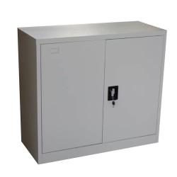 FISET METALIC CU 1 RAFT 900x400x900 mm (LxlxH), 40 kg/polita, inchidere 3 puncte, PLUS
