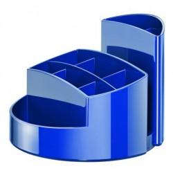 Suport pentru articole de birou, HAN Rondo - albastru lucios