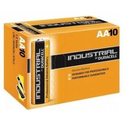 Baterii alkaline R6, AA, 1.5V, 10 buc/cutie - DURACELL