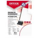 Coperta plastic PVC, 150 microni, A4, 100/top, Office Products - transparent cristal