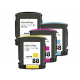 CARTUS CERNEALA HP 88Y (HP C9388AE) COMPATIBIL, YELLOW