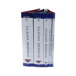 DOSAR 40 FILE CLEAR BOOK, NOKY