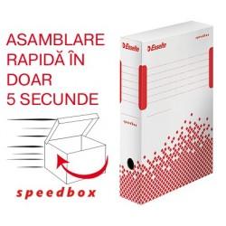 Cutie de arhivare ESSELTE Speedbox 80mm