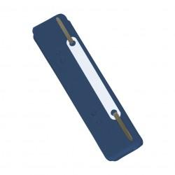 Alonje din plastic A5, 25/set, DONAU - bleumarin