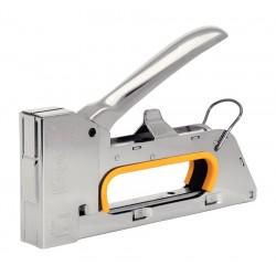 Pistol de capsat Rapid R23E, blister, se foloseste cu capse 13/4-8, argintiu