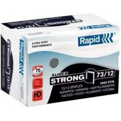 Capse Rapid Super Strong, 73/12, 40-70 coli, 5000 buc/cutie