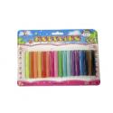 PLASTELINA BLISTER 18 culori/set