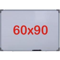 Tabla alba magnetica, 60x90 cm