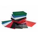 COPERTI PLASTIC A4 200MIC FUME FORPUS FO92201