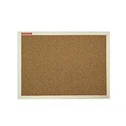 PANOU PLUTA 40x60 CM MEMOBOARDS, rama lemn