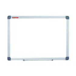 WHITEBOARD MAGNETIC 50x60 CM CLASSIC MEMOBOARDS, rama aluminiu