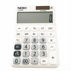 Calculator Birou 12Digiti HCS001 Alb Noki