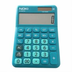 Calculator Birou 12Digiti HCS001 Albastru Noki