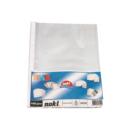 Folie Protectie A4 100/set Noki