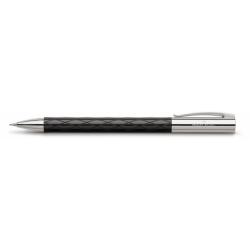 Creion Mecanic Ambition Rhombus Negru Faber-Castell