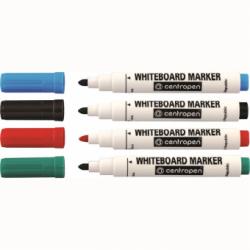 Marker whiteboard Verde 2,5MM 8559 Centropen