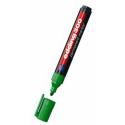 Markere permanent Edding 300, varf rotund, 1.5 - 3 mm, verde