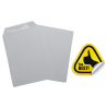 PLIC B4 GUMAT (250x353 mm) 100 g/mp ALB, 250 buc