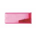 Ascutitoare Plastic Cu Container Culori Fluorescente Faber-Castell