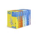 HARTIE COLOR IQ COLOR A4, 80 g/mp, culori intense