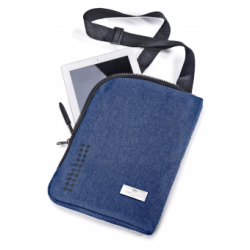 Husa Tableta Grip Melange Albastru Faber-Castell