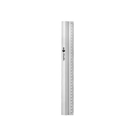 RIGLA ALUMINIU ALUDIC 30 cm, JPC