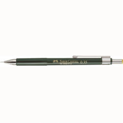 Creion mecanic 0.35mm TK-Fine Faber-Castell