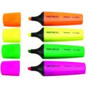 Textmarker Senator, 1-5 mm, portocaliu