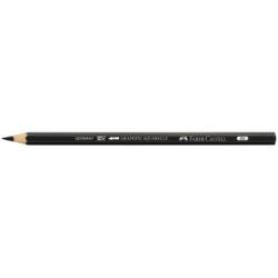 Creion Graphite Aquarelle 8B Faber-Castell