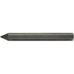 Creion Grafit Fara Lemn Gros 2B Pitt Monochrome Faber-Castell
