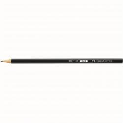 Creion grafit HB fara guma 1111 Faber-Castell
