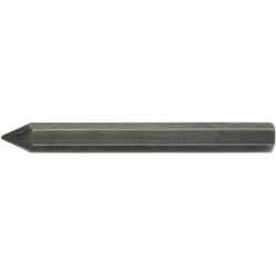 Creion Grafit Fara Lemn Gros 6B Pitt Monochrome Faber-Castell