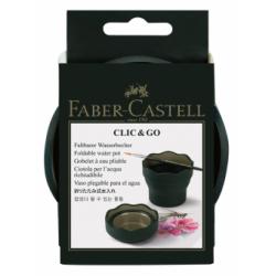Cutie Apa Verde Click&Go Faber-Castell