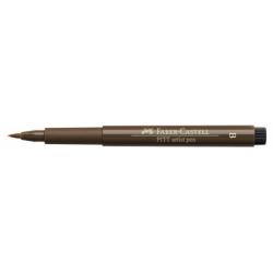 Pitt Artist Pen Brush Nougat Faber-Castell
